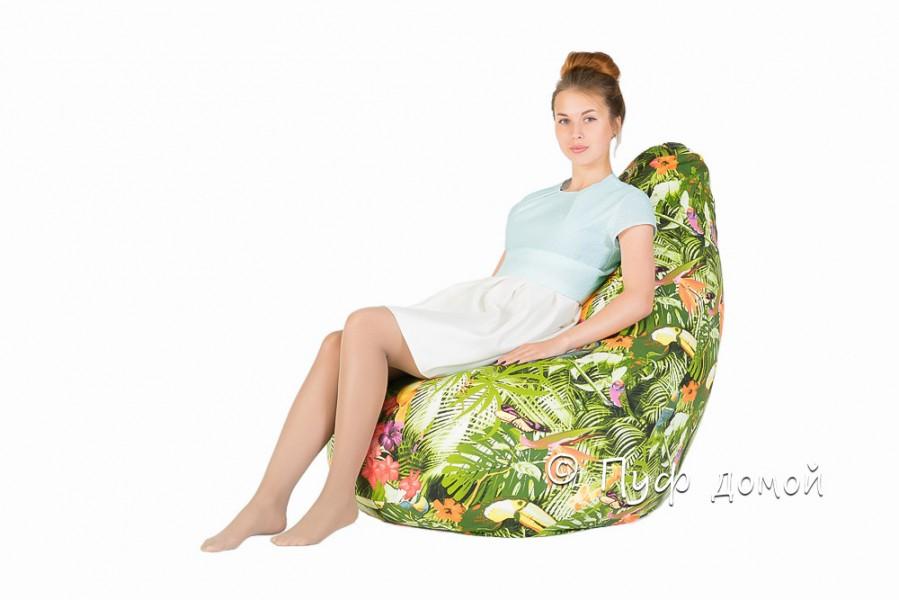 Кресло-мешок бин-бег Тукан