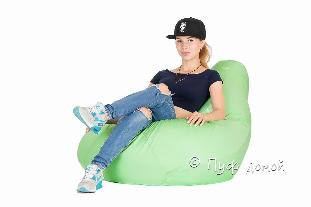 Кресло-мешок Standard Салатовый