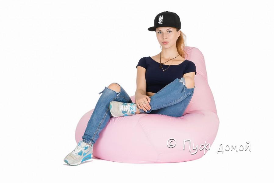 Кресло-мешок Standard Светло-розовый
