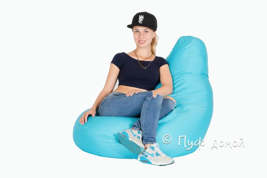 Кресло-мешок Standard Бирюзовый