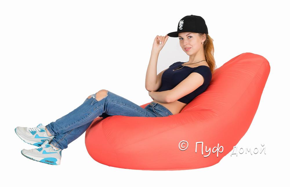 Кресло-мешок Standard Коралл