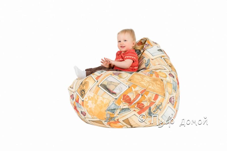 Детское кресло-груша Стелла