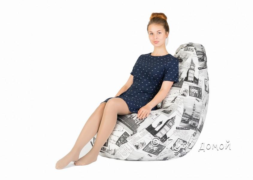 Кресло-мешок бин-бег Биг-Бен